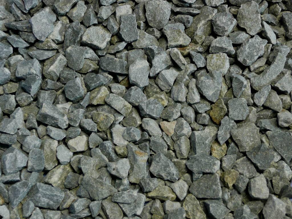 nero quarzit 8-16 mm « steinakzente, Hause und garten