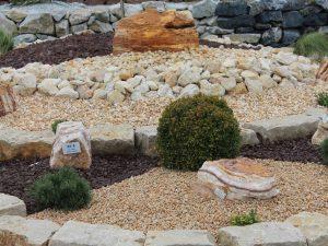 Brunnenanlage Mustergarten
