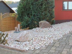 Tiroler Findling und Gabionensteine