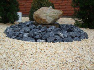 Lachssplitt und Alpensteine