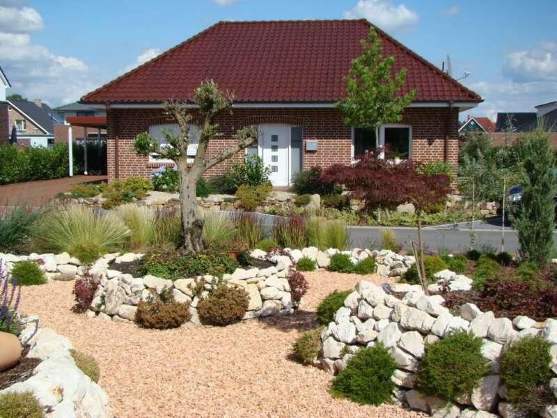 Rosso verona 8 11 mm steinakzente for Gartengestaltung 20 qm