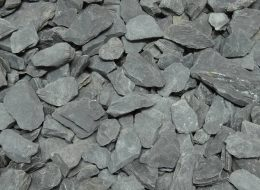 Canadian Slate schwarz-Celle