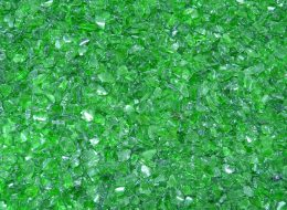 Glassplitt Green-Springe