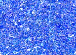 Glassplitt Blue Violet-Celle