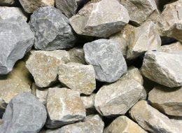 Kalkschotter grau-gelb-Beckingen