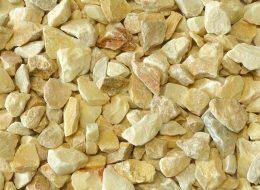 Kristall Gelb-Schmelz