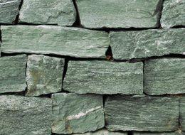 Grünschiefer Mauersteine-Backnang
