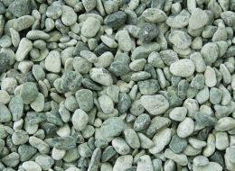 Kristall Grün Kies-Boppard