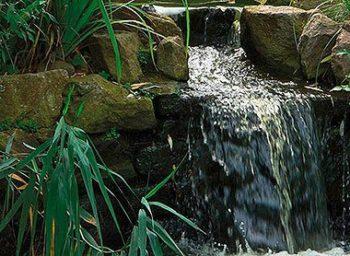 Impressionen - Steine im Garten