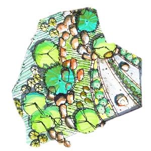 Profi Gartenplanung