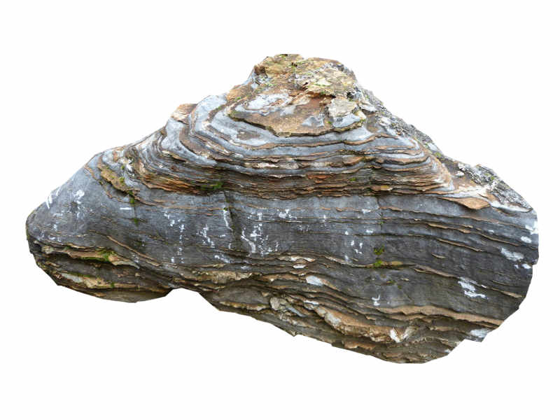 Meteoround Findling