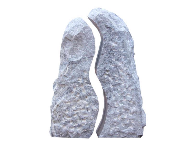 twin rocks grau