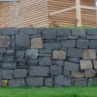 Basalt Mauerstein
