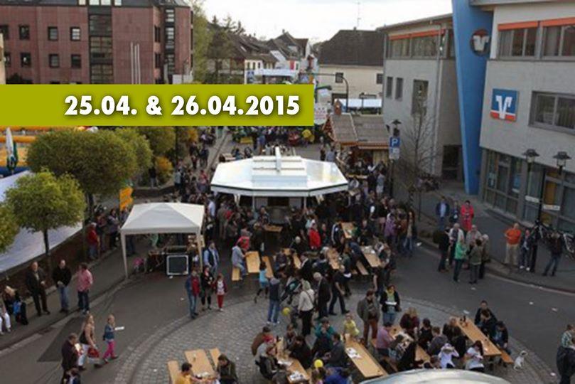 Frühlingsmarkt Losheim