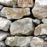 Wasserbausteine Quarzit Hell 150-450