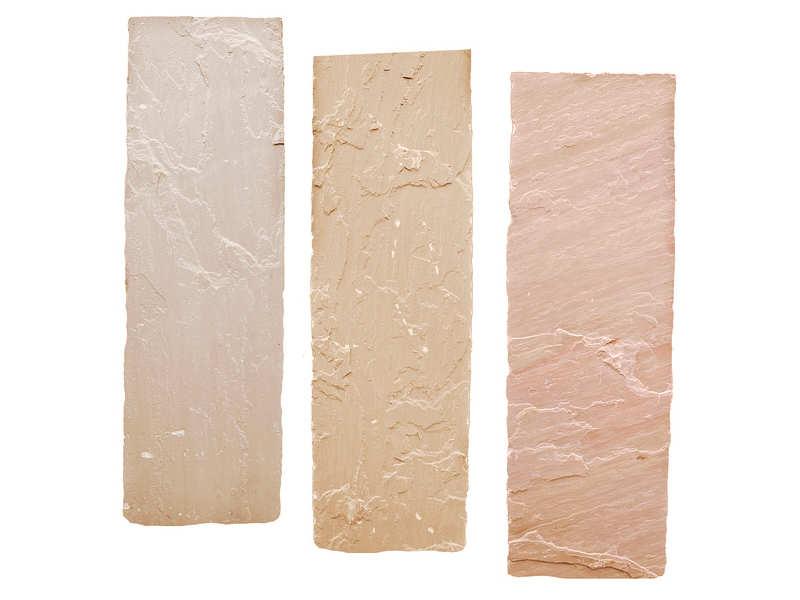 Sandsteinbretter