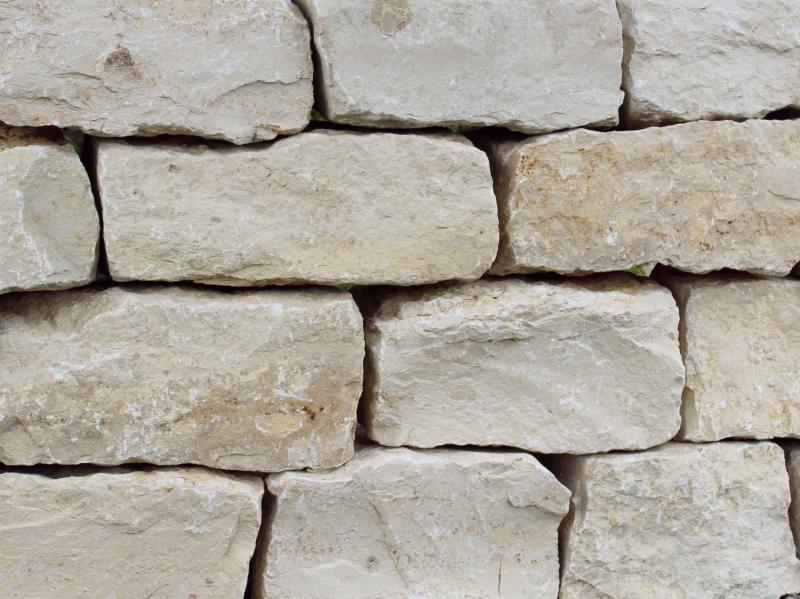 Jura Marmor Mauerstein